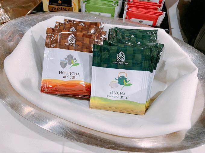 緑茶とほうじ茶は三井農林