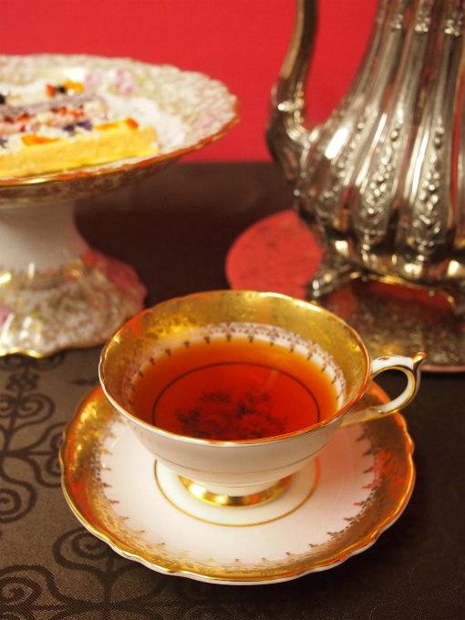 ohzan stickrusk tea1