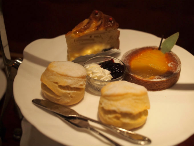 harajuku sakanshu afternoontea pastry
