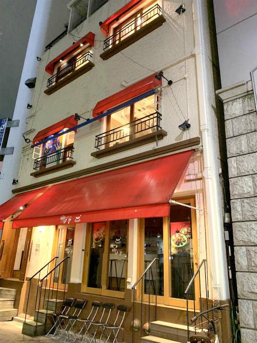 雪ノ下 銀座一丁目は4階まであるお店で、4階のお席はテラス席だそうです。