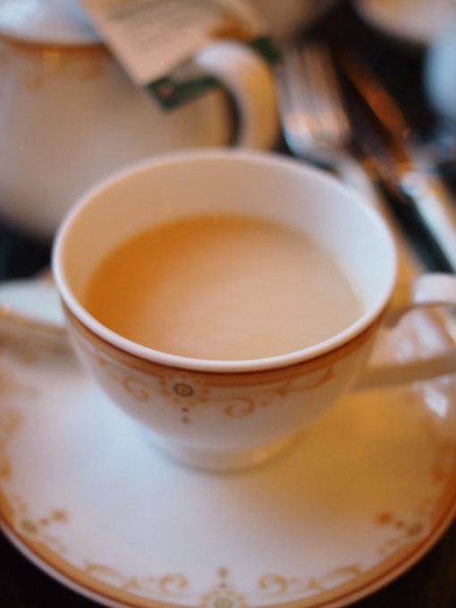 アッサムはミルクティーにしても美味しいです。