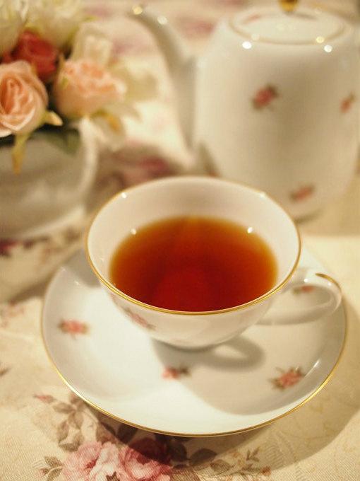 kanseido maronchou tea1
