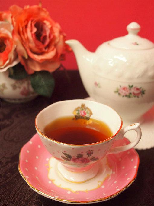 laduree religieuse fraisier tea1