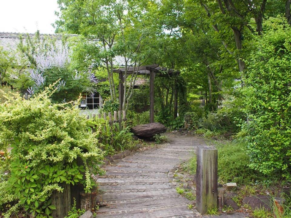 製陶所の跡地。