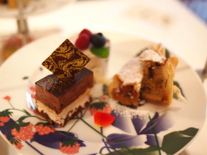 chez matsuo 2019 afternoontea sweets