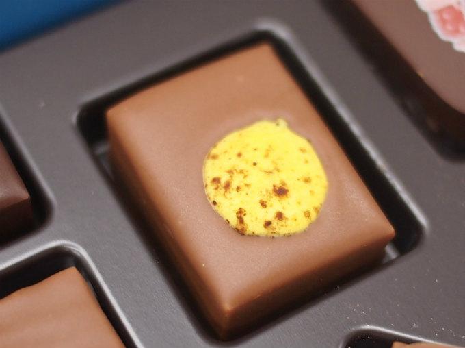 こちらは「ショコラ オ マカロン」。