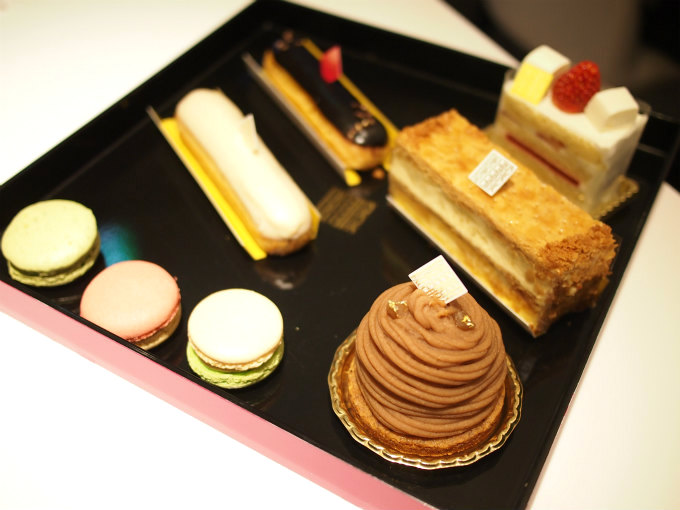 fauchon le cafe sweets1