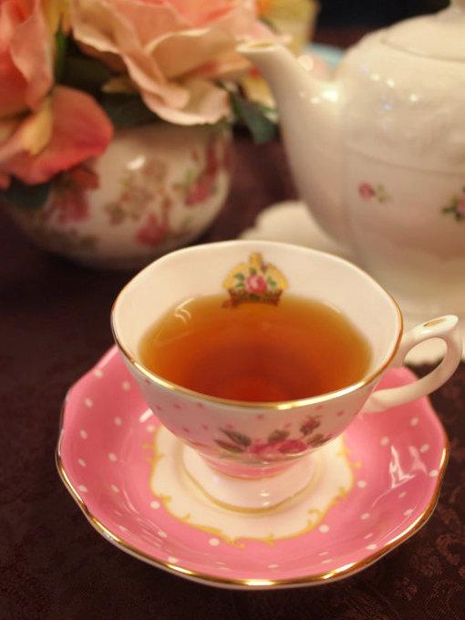 ニルギリはさっぱりとした紅茶