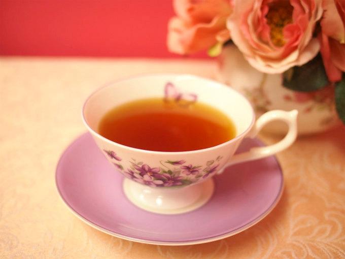 アッサム紅茶の写真