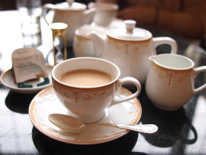 disneylandhotel 35th grand finale teaware