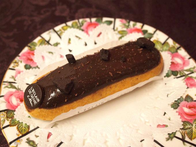 レクレール・ ドゥ・ジェニの「ショコラ グランクリュ」