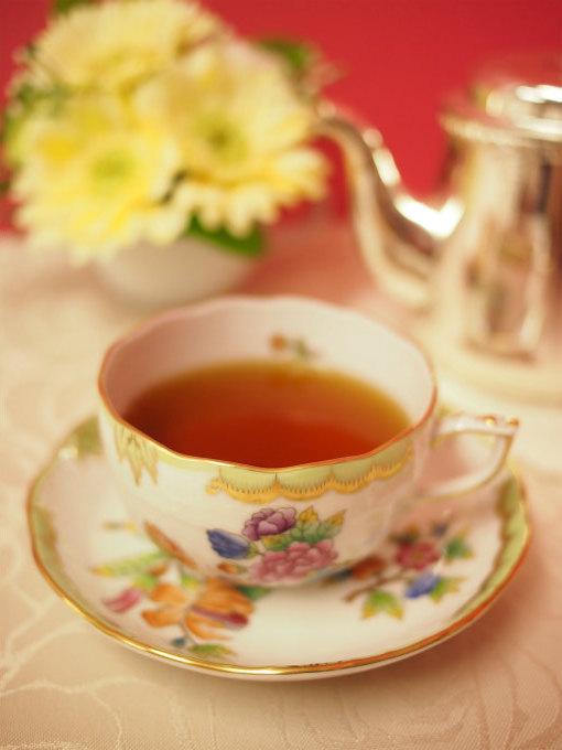 キームンは紅茶の中でも「うま味成分」が特に多い紅茶。