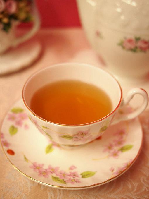 mukoujima jimankusamochi tea1