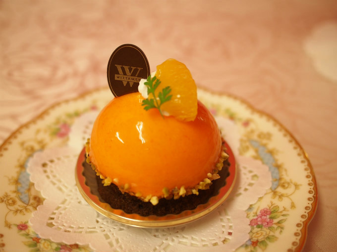 wittamer orange chocolat piece1