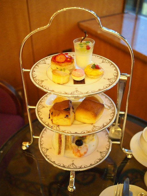 bay sheraton afternoontea