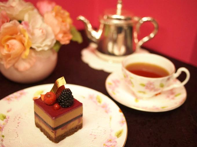 クリオロのニルヴァナと紅茶