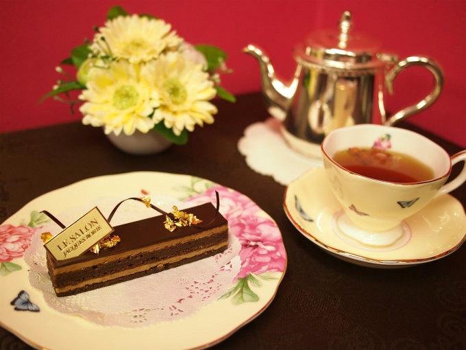 ジャックボリーのオペラと紅茶