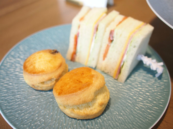 rossini terrace afternoontea savoury
