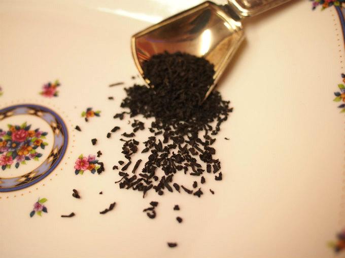 ルフナの茶葉