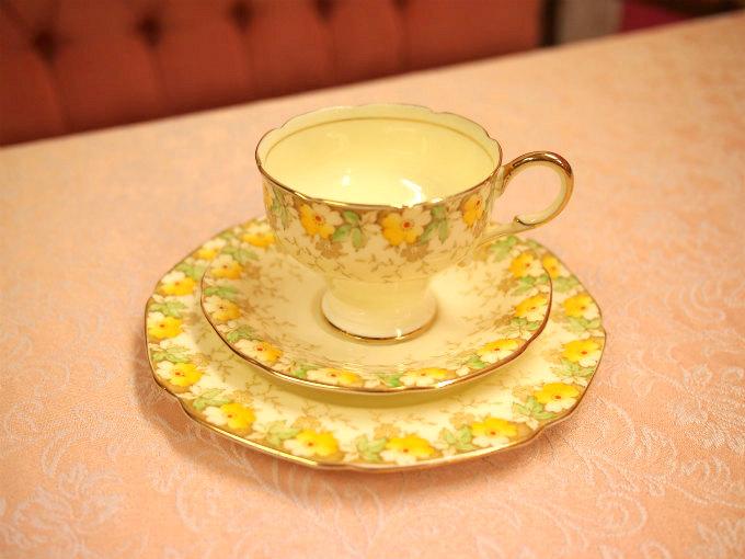 manderley teacup