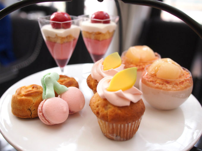 mangiare afternoontea sweets