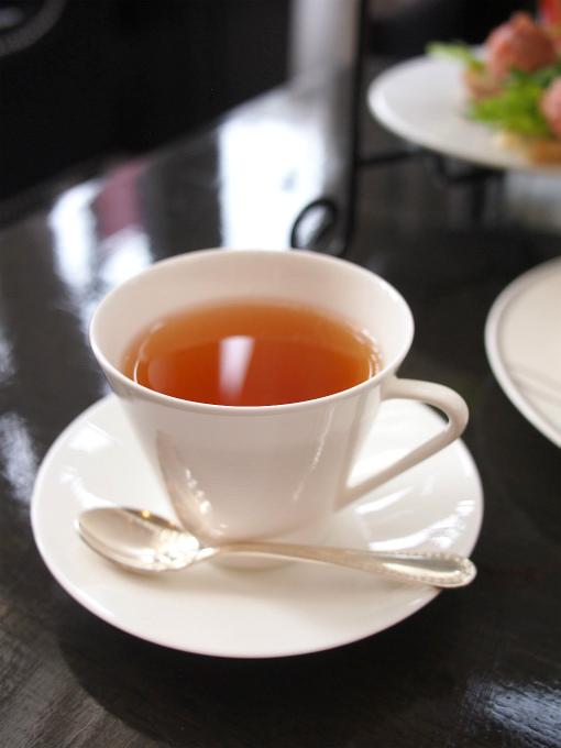 オレンジペコ セイロン。スリランカのブレンドティー。飲みやすい紅茶でした。