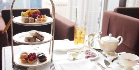 park hyatt 2019 afternoontea set