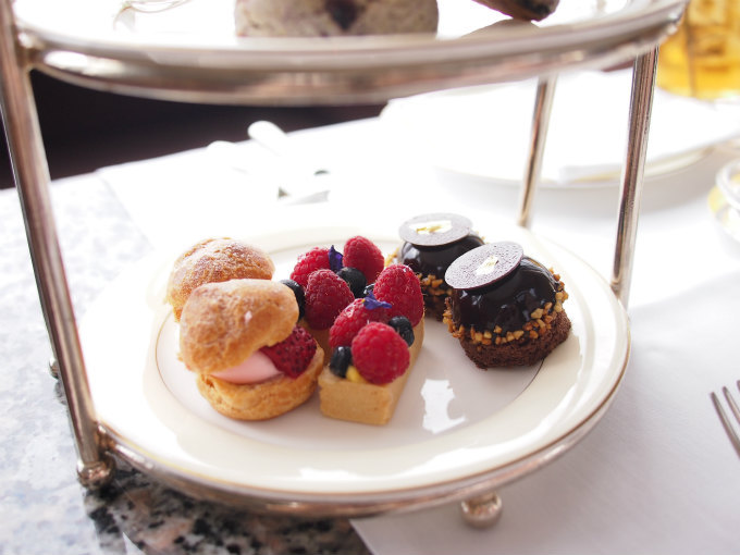 park hyatt 2019 afternoontea sweets