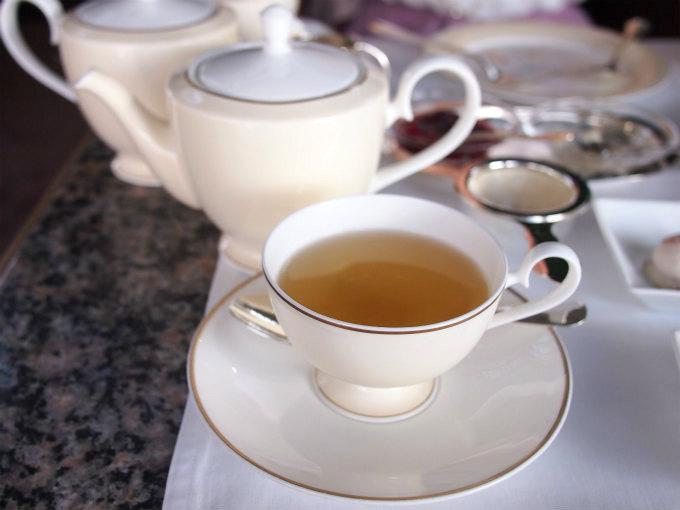 ヌワラエリヤ コートロッジ茶園。さっぱりしていながらもほんのりと甘みのある紅茶。