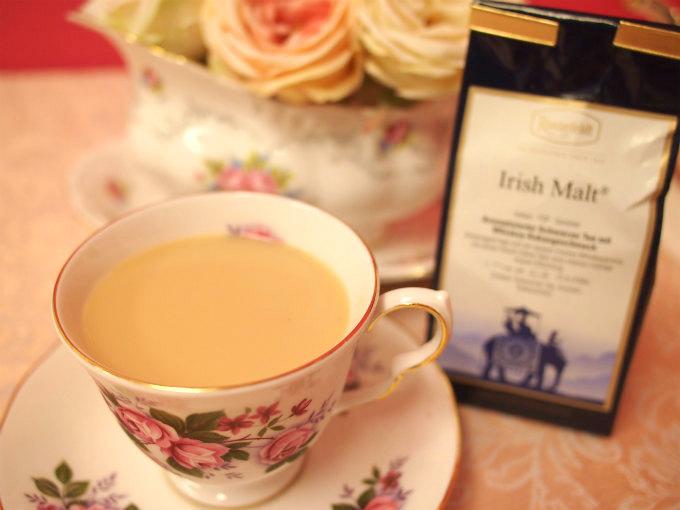 ロンネフェルトの紅茶 アイリッシュモルト