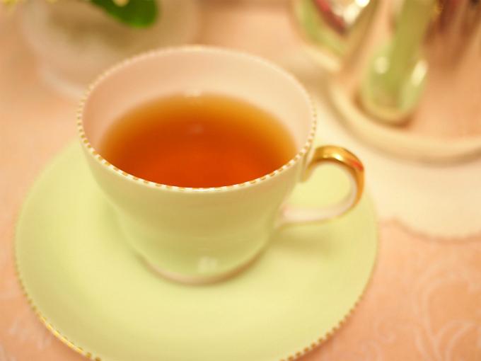 ニルギリはスッキリした香りのさっぱりした紅茶です。