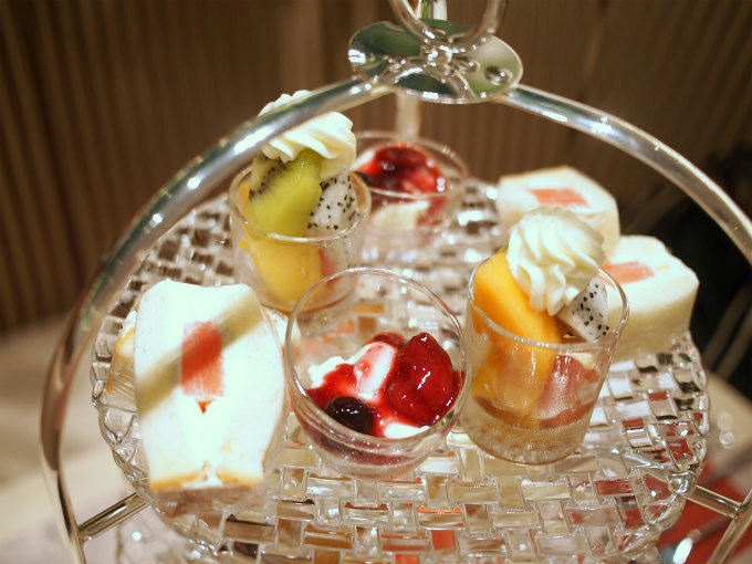 cafevava afternoontea sweets
