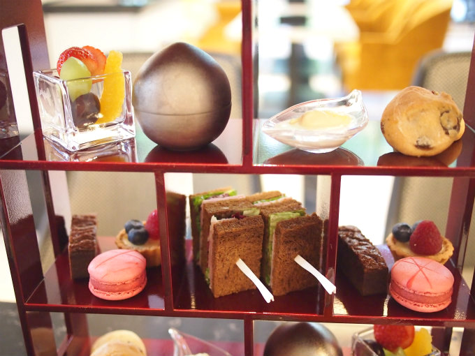 cuore afternoontea sweets