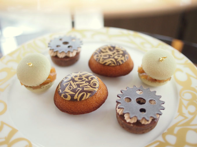 marriott franckmuller afternoontea pastry