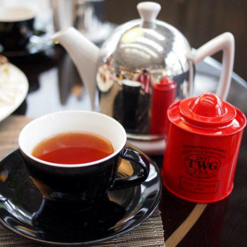 ファイブオクロックティー スリランカの高産地で採れる紅茶(ヌワラエリヤ、ウバ、ディンブラ)をブレンドしたブラックティー
