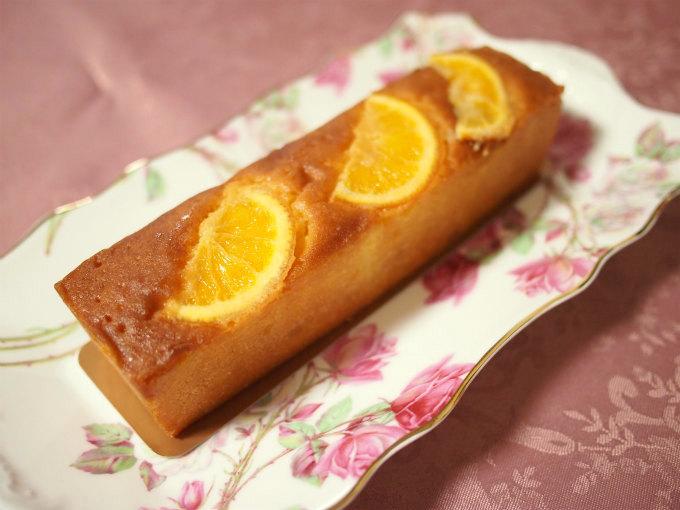 帝国ホテルキッチンの「オレンジケーキ」