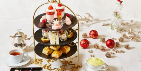 2019christmas afternoontea image2