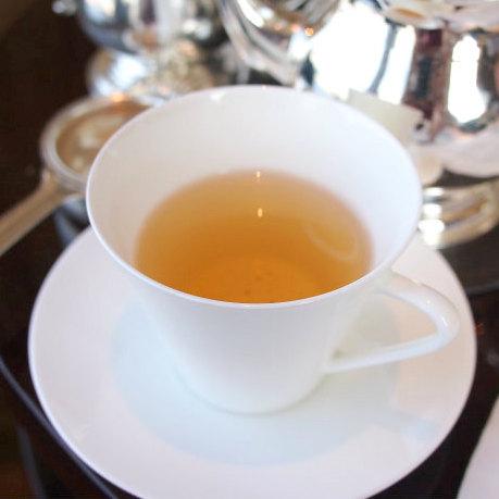 鉄観音茶 スッキリした香りで美味しいお茶でした。