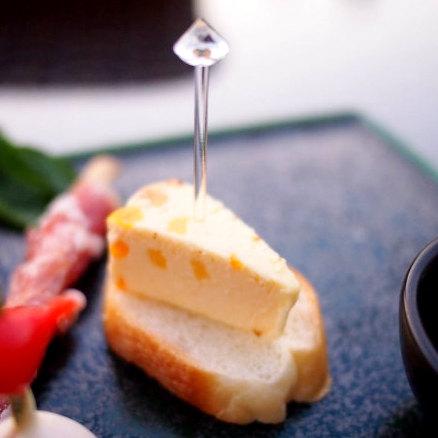 アプリコットとアーモンドチーズこちらもめちゃめちゃ美味しかったです。