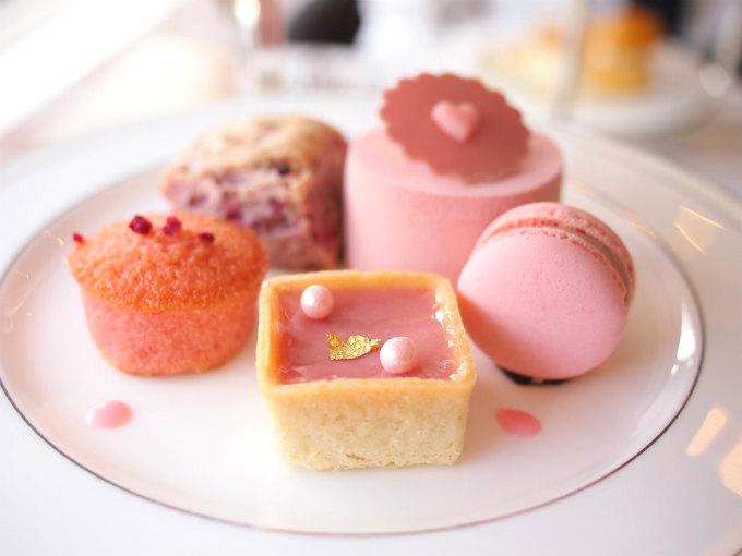 grandnikko afternoontea pastry