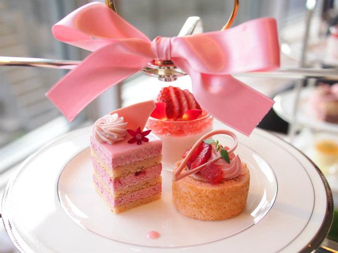 grandnikko afternoontea sweets