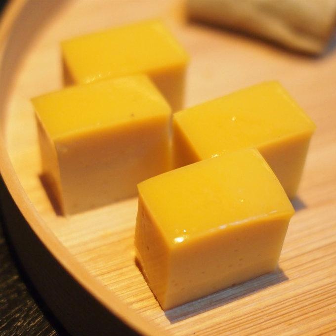 玉子焼き。HIGASHIYAの玉子焼きは、ほぼプリンでした!