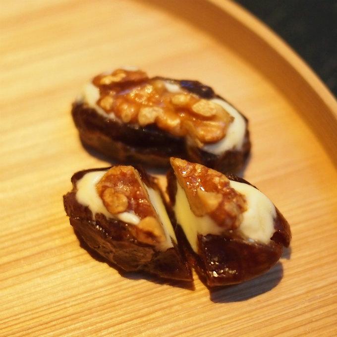棗(なつめ)バター。HIGASHIYAで人気のお菓子ですね!