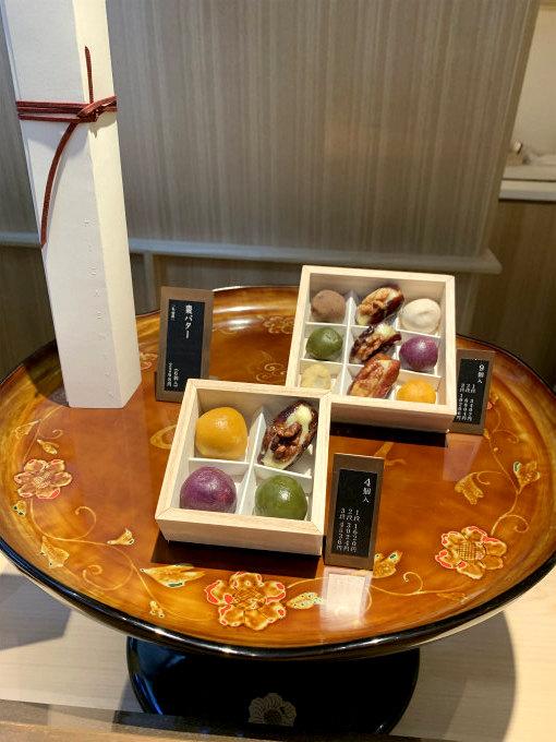 店内にはお饅頭の他、和菓子もいろいろ売っています。
