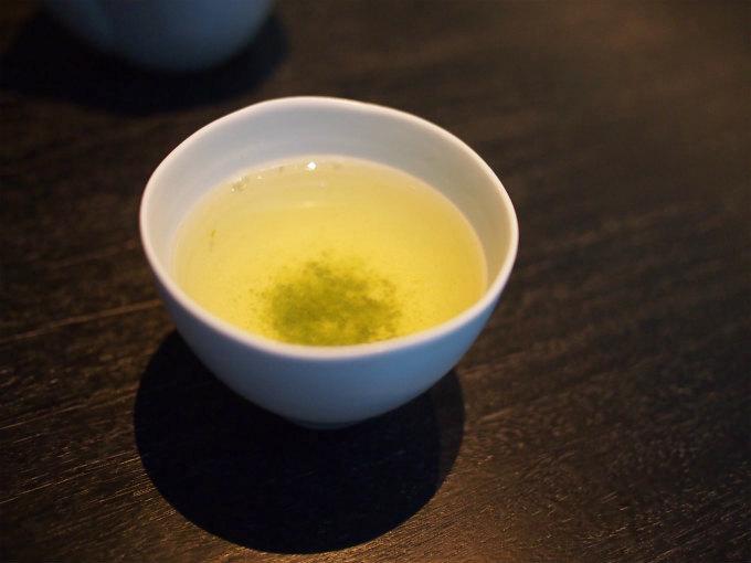 うま味がたっぷりの美味しいお茶でした。私は2煎目が好みでした!