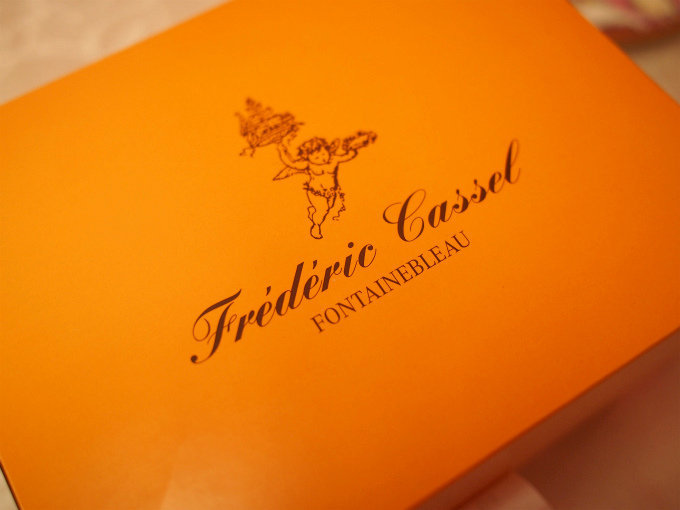frederic cassel tartefraise package