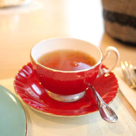こちらはネパール。ネパールが紅茶のラインナップにあるなんて、さすが紅茶専門店です♪とってもいい香り!