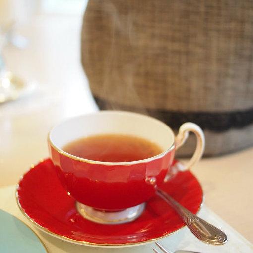 こちらはキームン。蘭のような香りのする高級なキームン紅茶でした!