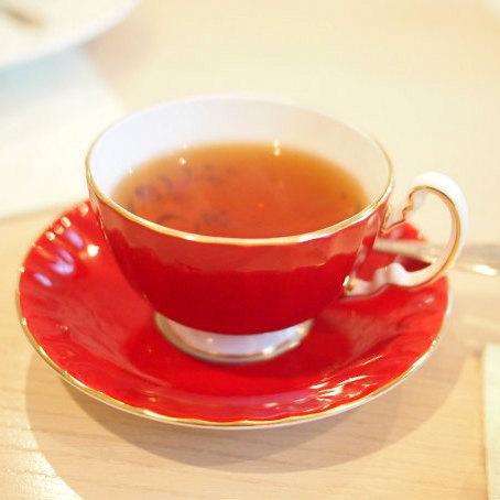 こちらはダージリン・セカンドフラッシュ。ジュンパナ茶園のものです。