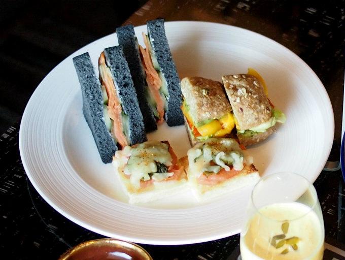 spicelab afternoontea sandwich